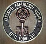presidendiauhind2011