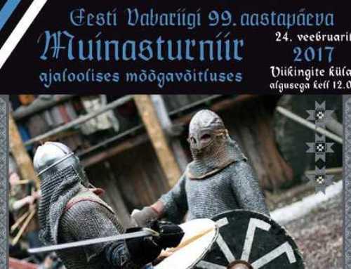 """Viikingite Küla Talvefestival  """"SAULA 2017"""""""
