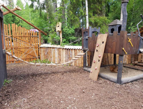 Viking playground