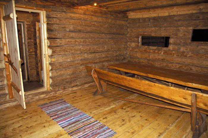 Viikingite küla | Kadakasaun eeruum