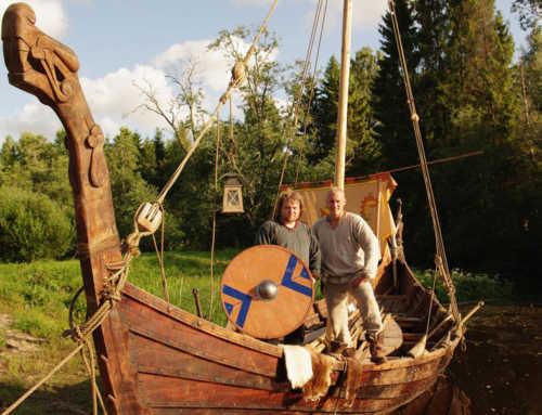 Viikingite laev