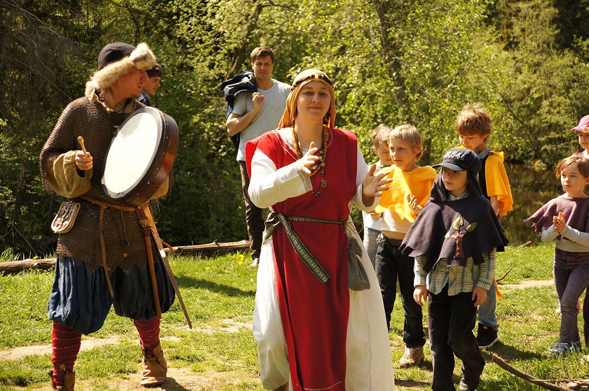 viikingite küla sündmused ja üritused