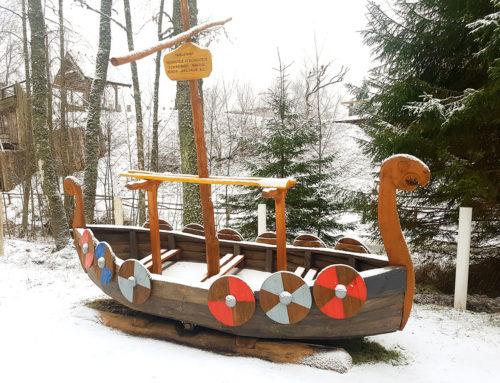 Viikingite mänguplats